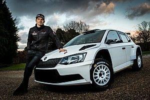 Rhys Yates correrà i rally di Azzorre e Roma con una ŠKODA