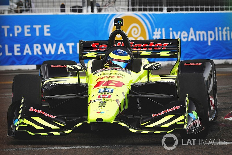 IndyCar St. Petersburg 2018: Bourdais staubt Sieg ab