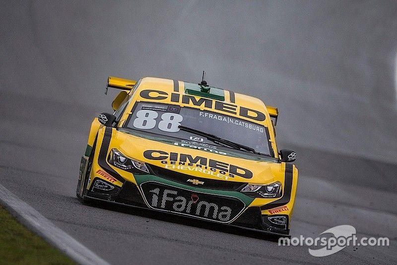 Nederlanders sterk in kwalificatie Braziliaanse Stock Car