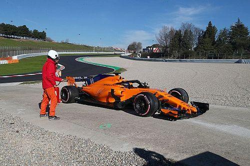 McLaren heeft problemen met betrouwbaarheid opgelost