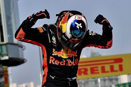 Eén zwaluw maakt nog geen zomer voor Daniel Ricciardo