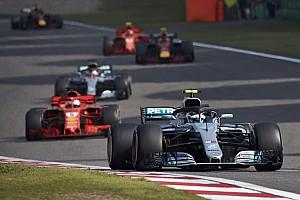 Почему Хэмилтону не сменили шины в Китае? Объясняет стратег Mercedes