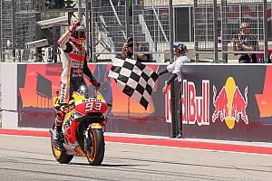 MotoGP Résumé de course Course – Márquez reste invaincu à Austin!