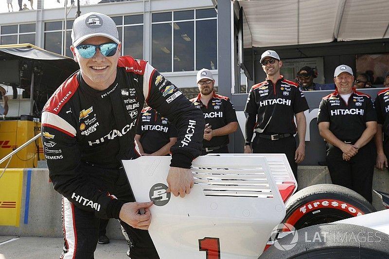 Barber IndyCar: Newgarden edges Power for pole
