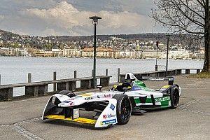 Diaporama : le vernissage Formule E de l'Audi Sport à Zurich