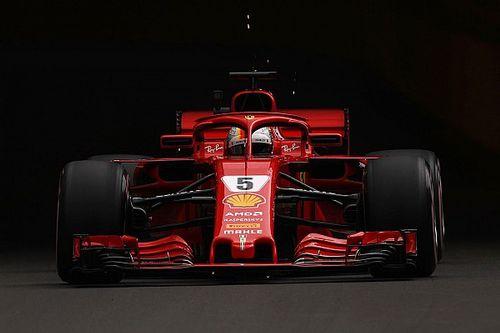Vettel: Red Bull bu yıl cuma günleri hep hızlıydı