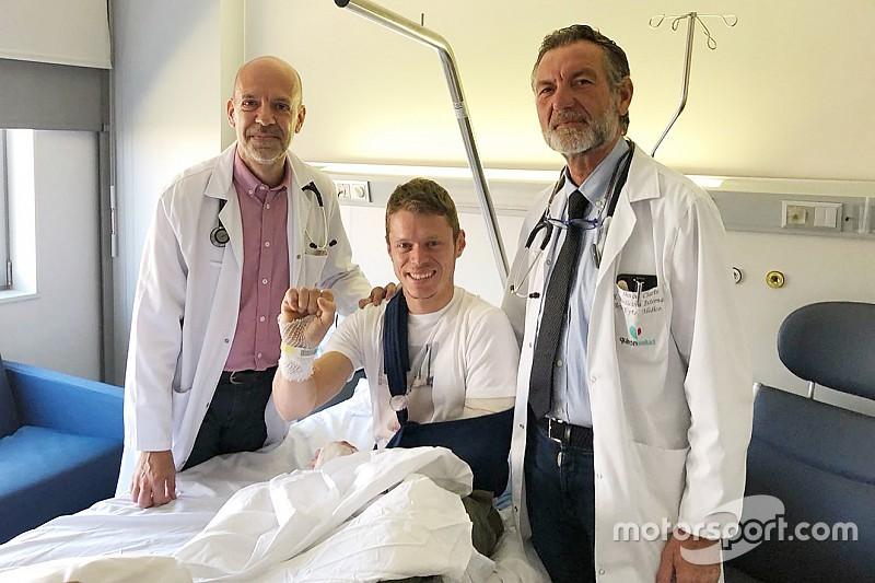 Rabat scongiura un'operazione: spera di recuperare per Mugello