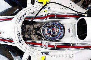 Sirotkin kembali nyaman di kursi mobil Williams