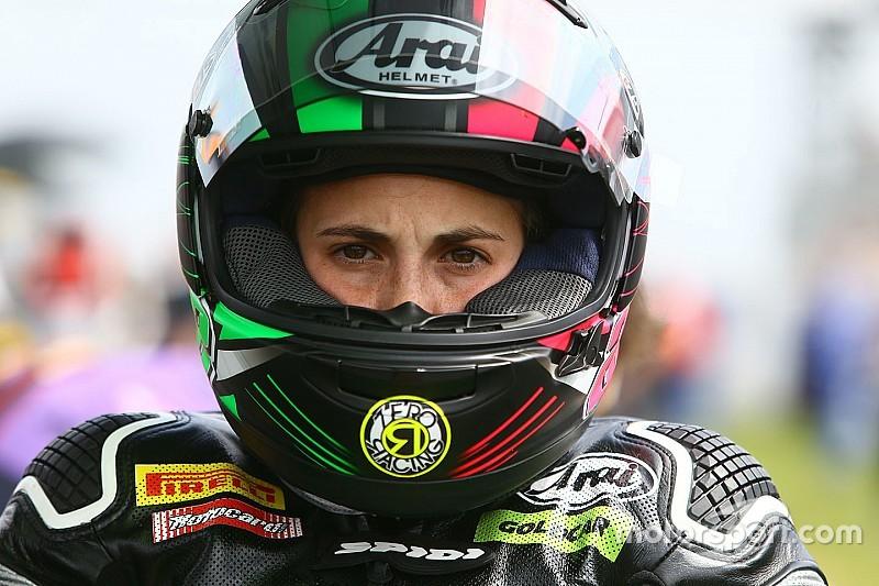 Карраско стала первой женщиной чемпионом мира в мотогонках