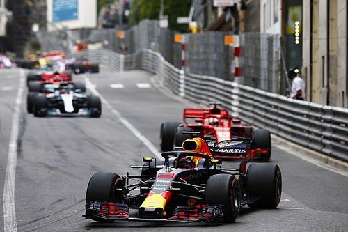 "Perjuangan Ricciardo di Monako ""seperti Schumacher"""