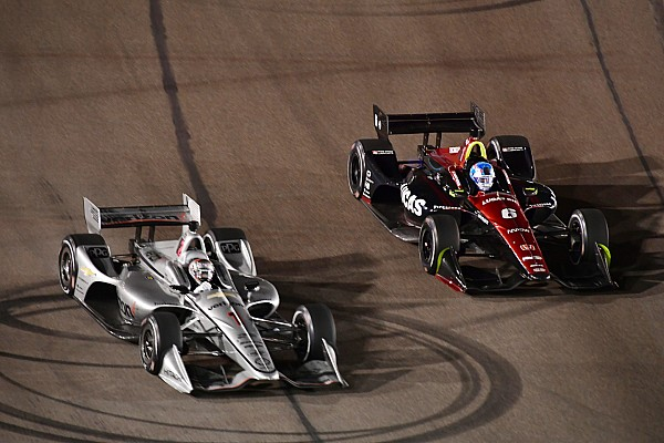 """IndyCar Wickens """"had to go for the win"""" on old tires - Schmidt"""