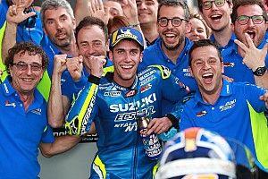"""Rins califica su primer podio como """"increíble"""""""