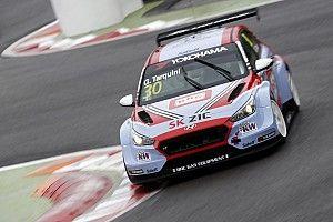 WTCR Marrakesh: Tarquini wint derde race en leidt Hyundai 1-2-3
