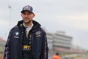 Ex-BTCC champion Jordan to make World RX return at Silverstone