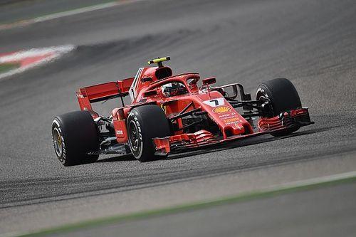 EL3 - Räikkönen devance les Red Bull, alerte pour Vettel