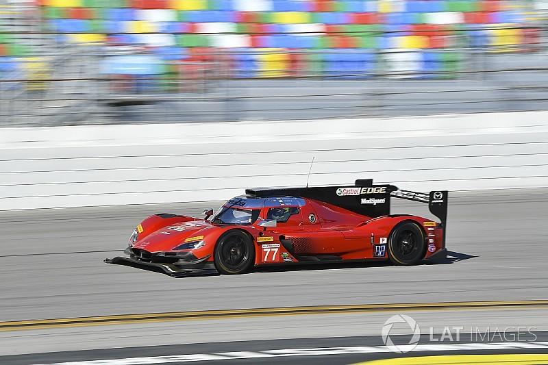 Daytona EL1 - Mazda et René Rast surprennent les Cadillac