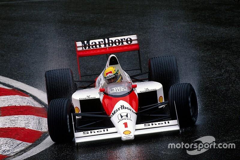 Ayrton Senna est un modèle pour Charles Leclerc
