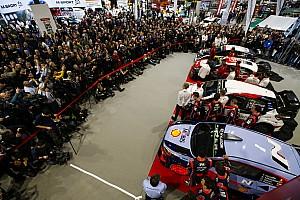 Odwołano prezentację WRC