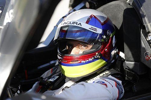 Montoya rendkívül élvezte a vasárnapi tesztet Le Mansban