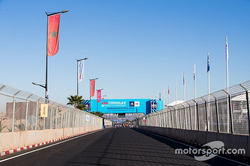 Horarios para el Marrakech ePrix