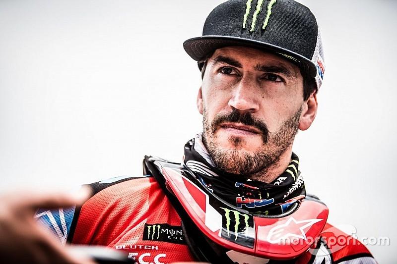 Cedera ancam peluang Barreda juarai Dakar