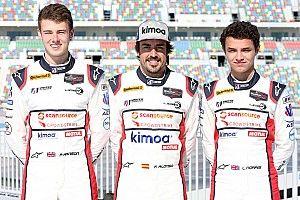 GALERI: Motul dukung juara dunia F1 di Daytona 24 Jam