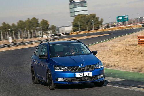 Probamos el Škoda Fabia Monte Carlo, inspirado en el Mundial de Rallies