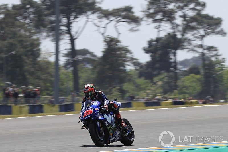 EL3 - Viñales signe un nouveau record de la piste, Zarco quatrième