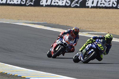 Miller aurait bien voulu plus de tours pour rattraper Rossi!