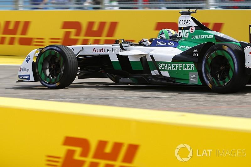Ди Грасси впервые в сезоне выиграл гонку Формулы E