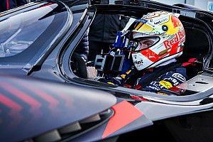 Verstappen et Albon ont testé l'Aston Martin Valkyrie