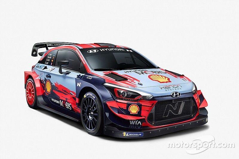 WRC: presentato il team Hyundai 2020. L'obiettivo è vincere tutto