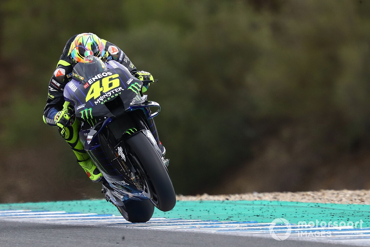 """Rossi: """"Creo que puedo ser más competitivo el año que viene"""""""