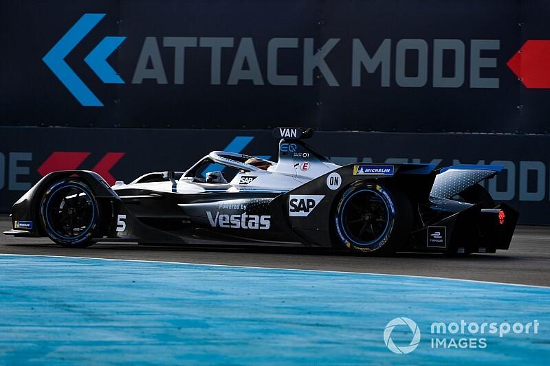 Formuła E nie dorówna F1