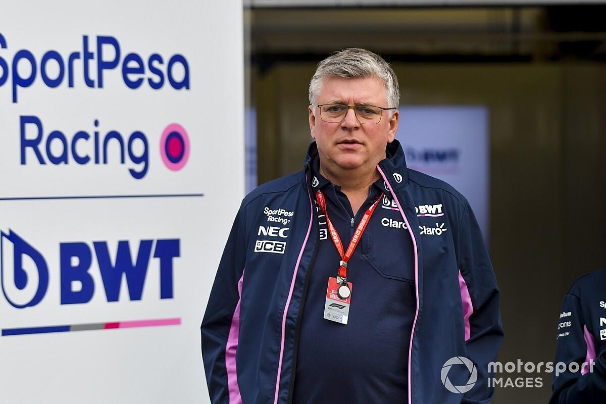 В Racing Point объяснили замену титульного спонсора