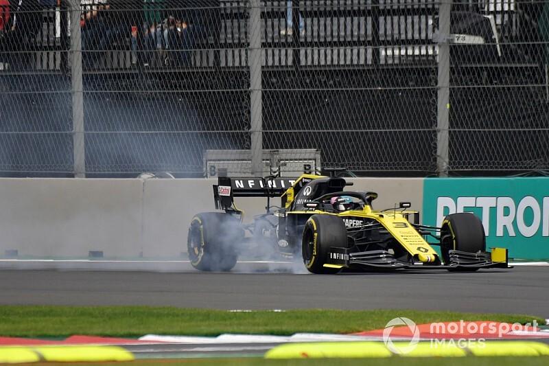 Pirelli étonné par les nouvelles incrustations TV