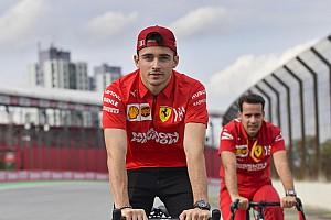 Leclerc-t mindenre felkészítette a Ferrari akadémiája