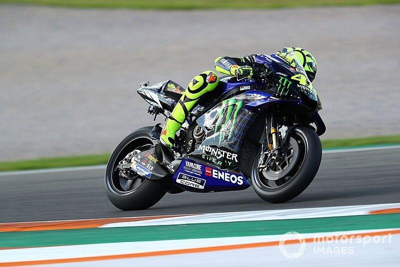 """Rossi: """"Mi objetivo es ser competitivo y continuar mi carrera en 2021"""""""