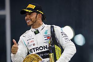 Hamilton, takım patronları tarafından 2019'un en iyi pilotu seçildi
