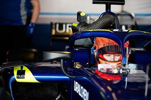 Abu Dhabi F2 testi: Son günün lideri Mazepin!