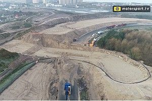 Video: De kombocht van Circuit Zandvoort in aanbouw voor Dutch GP