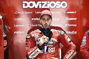 """Dovizioso déçu : """"On ne vit pas pour les records, on veut gagner"""""""