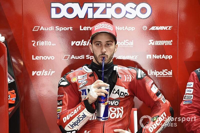 Dovizioso szerint, ha jó a tapadás, gyenge a Ducati