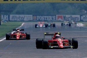 Как это было: Гран При Мексики'90, когда Сенна был быстрее Проста, но проиграл