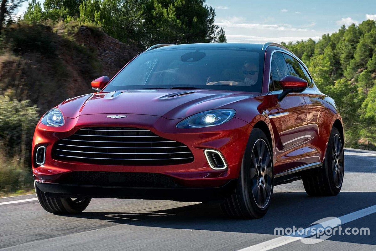Az orvosi autó is Aston Martin lehet az F1-ben
