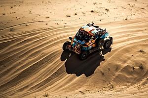 """Dakar eine """"positive Erfahrung"""" für Vincent Gonzalez"""