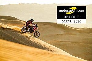 Report Dakar: Honda e MINI promosse, Toyota bocciata