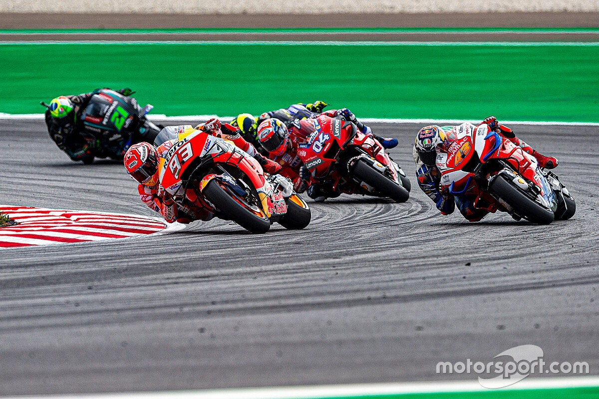 Le MotoGP face à la crise : les motos 2020 conservées pour 2021