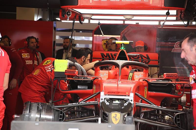 Leclerc egy régi motorspecifikációt kapott a Ferrarinál