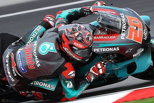 MotoGP, Sepang: Quartararo induce Marquez all'errore e va in pole